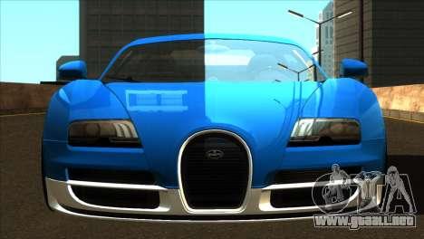ENBSeries para PC débil v5 para GTA San Andreas sexta pantalla