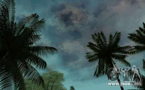 GTA 5 ENB by Dizz Nicca para GTA San Andreas quinta pantalla