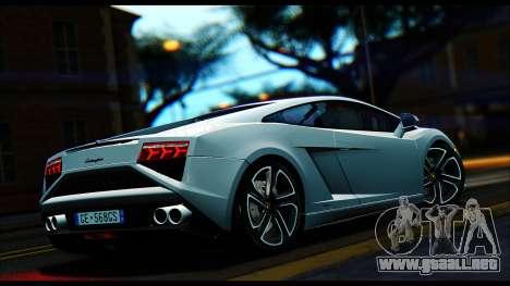 ENB Ximov V4.0 para GTA San Andreas sexta pantalla