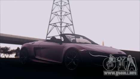 Strong ENB para GTA San Andreas segunda pantalla