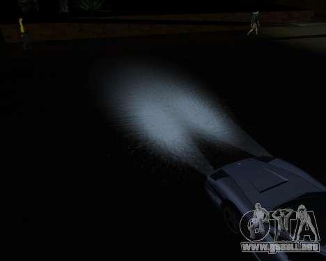 ENB Series New HD para GTA San Andreas décimo de pantalla