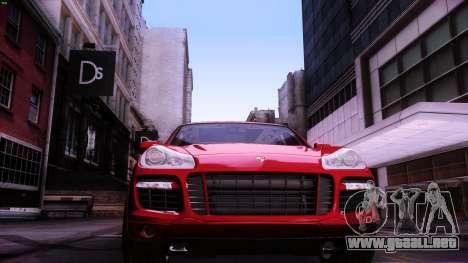 Lenoxx ENB para GTA San Andreas tercera pantalla