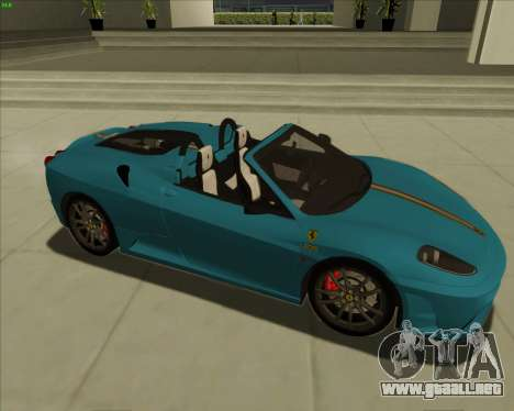 ENB Series for SAMP para GTA San Andreas segunda pantalla