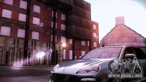 Lenoxx ENB para GTA San Andreas