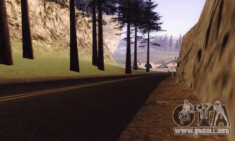 ENB Series v4.0 Final para GTA San Andreas tercera pantalla