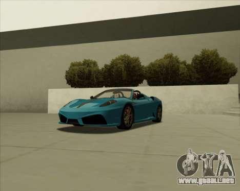 ENB Series for SAMP para GTA San Andreas tercera pantalla