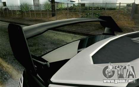GTA 5 Karin Kuruma v2 Armored IVF para la visión correcta GTA San Andreas