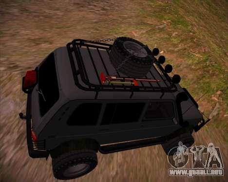 VAZ 2131 Niva 5D OffRoad para el motor de GTA San Andreas
