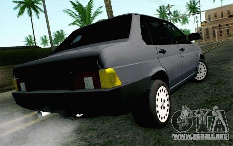 Fiat Regata para GTA San Andreas left