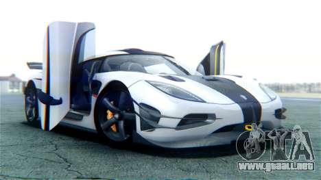 Flash ENB v2 para GTA San Andreas tercera pantalla