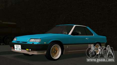 Nissan Skyline 2000 Turbo Intercooler RS-X kouki para GTA San Andreas left