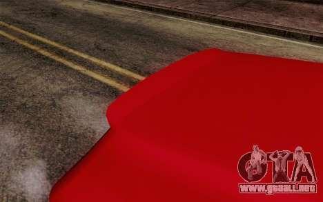 GTA V Dinka Blista para la visión correcta GTA San Andreas