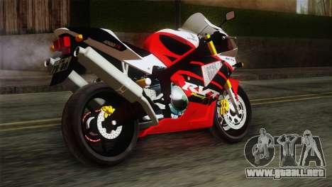 Honda RVT1000R (RC51) IVF para GTA San Andreas left