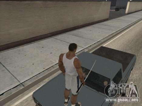 A los Rusos en el distrito Comercial para GTA San Andreas quinta pantalla