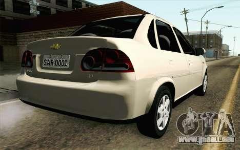 Chevrolet Classic para GTA San Andreas left
