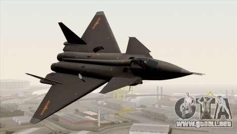 MIG 1.44 China Air Force para GTA San Andreas