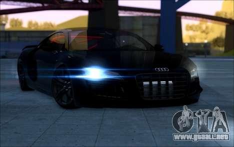 Realistic ENB V1 para GTA San Andreas séptima pantalla