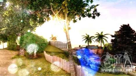 ENB for SA:MP v5 para GTA San Andreas quinta pantalla