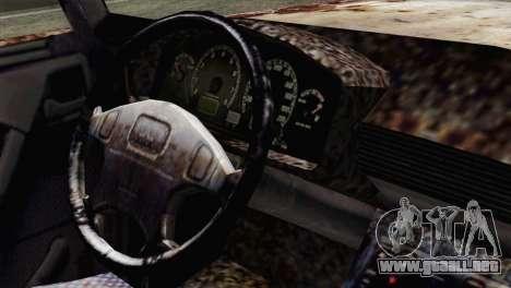 Russian Rustic Moskvitch para la visión correcta GTA San Andreas
