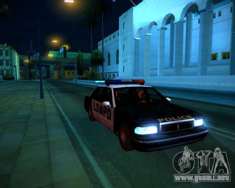 ENB GreenSeries para GTA San Andreas undécima de pantalla