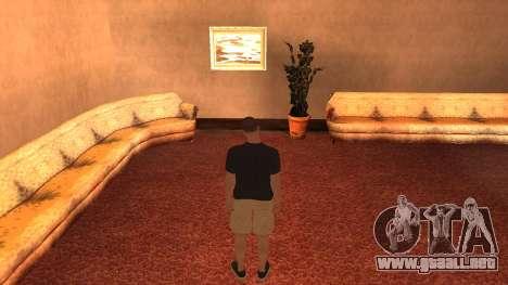 New Zero para GTA San Andreas tercera pantalla