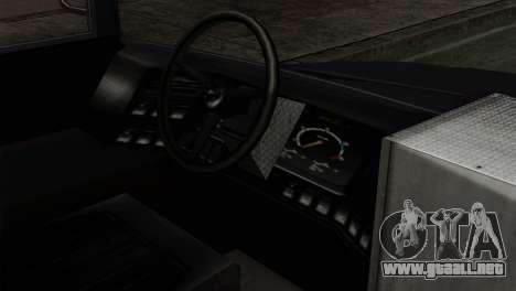 GTA 4 TLaD Prison Bus para la visión correcta GTA San Andreas