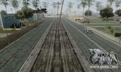 HQ Roads by Marty McFly para GTA San Andreas sucesivamente de pantalla