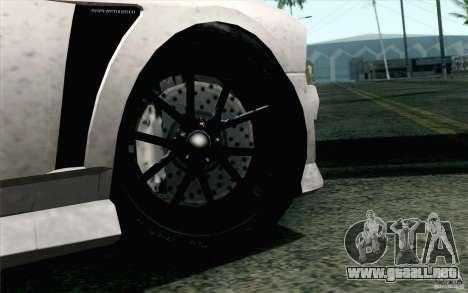 Wheels Corrector 2.0 SAMP para GTA San Andreas tercera pantalla
