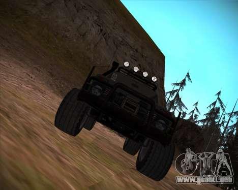 VAZ 2131 Niva 5D OffRoad para las ruedas de GTA San Andreas