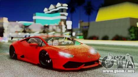 Humaiya ENB 0.248 V2 para GTA San Andreas séptima pantalla