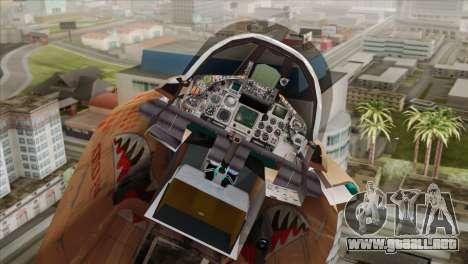 Tornado MIG Eater para la visión correcta GTA San Andreas