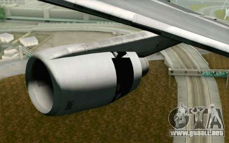 Lookheed L-1011 Hawaiian para la visión correcta GTA San Andreas