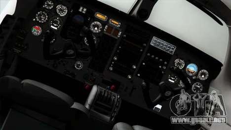 GTA 5 Velum para GTA San Andreas vista hacia atrás