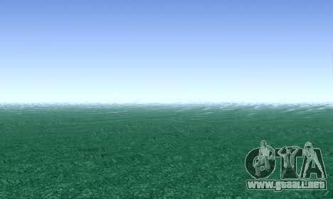 BeautifulDark ENB para GTA San Andreas novena de pantalla