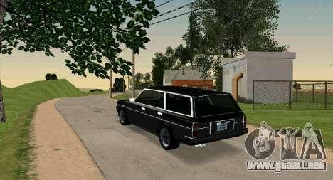 TOYOTA Mark II Wagon (GX70) para GTA San Andreas left