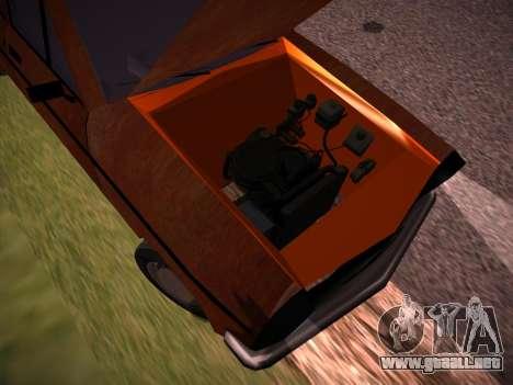 Rat Look Perennial para visión interna GTA San Andreas