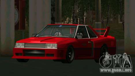 Nissan Skyline RS Turbo F-SPL (R30) para GTA San Andreas