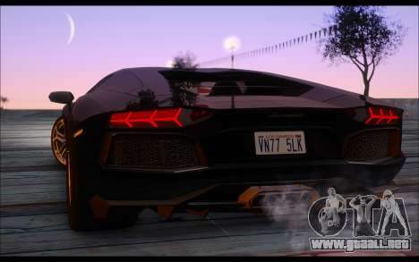 Realistic ENB V1 para GTA San Andreas tercera pantalla