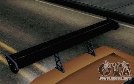 Infernus Edicte v2 para la visión correcta GTA San Andreas