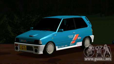 Suzuki Alto Works RS/R para GTA San Andreas left