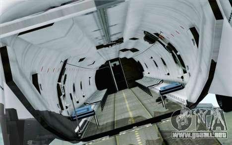 AN-32B Croatian Air Force Opened para la visión correcta GTA San Andreas