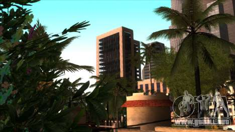 ENBSeries para PC débil v5 para GTA San Andreas segunda pantalla