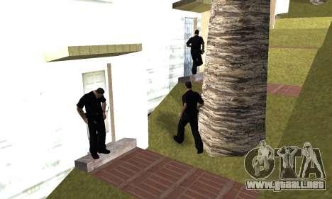 BeautifulDark ENB para GTA San Andreas séptima pantalla