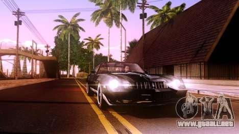 None Name ENB v1.0 para GTA San Andreas tercera pantalla