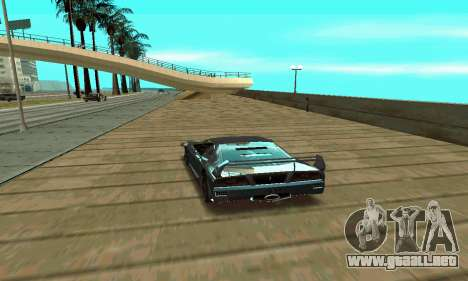 ENB Series Colorful for Low PC para GTA San Andreas tercera pantalla