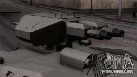Alien APC M577 para la visión correcta GTA San Andreas