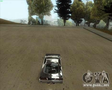 ENB Series New HD para GTA San Andreas segunda pantalla
