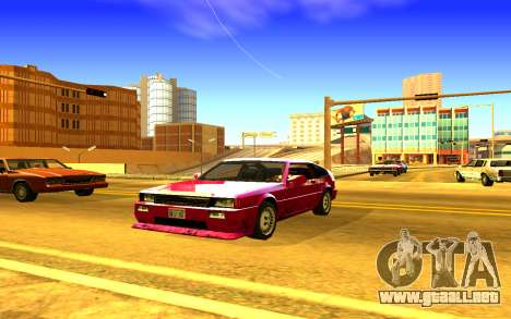 Colorful ENBSeries para GTA San Andreas