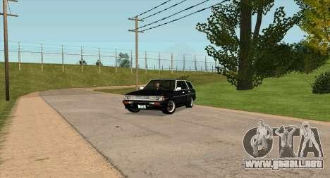 TOYOTA Mark II Wagon (GX70) para visión interna GTA San Andreas