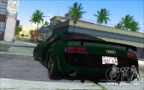 Realistic ENB V1 para GTA San Andreas sexta pantalla